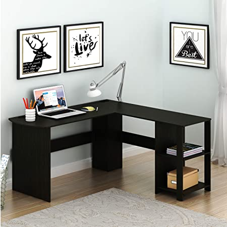 best L shaped computer desks under 100$
