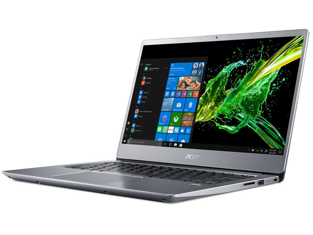 Acer Swift 3 Best Laptops For Lawyers
