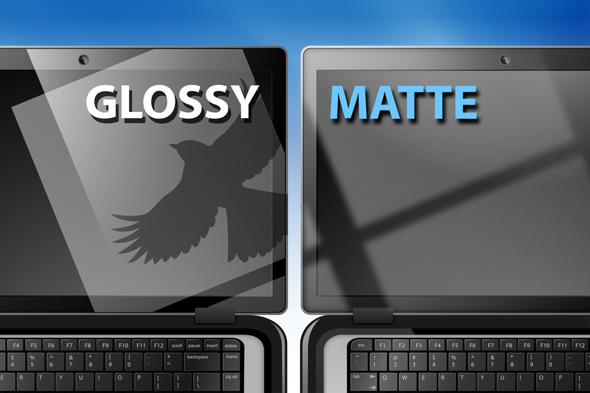 Matte or Glossy tablet