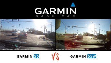 Photo of Garmin Dash Cam 55 vs. 65 [Review & Buying Guide]