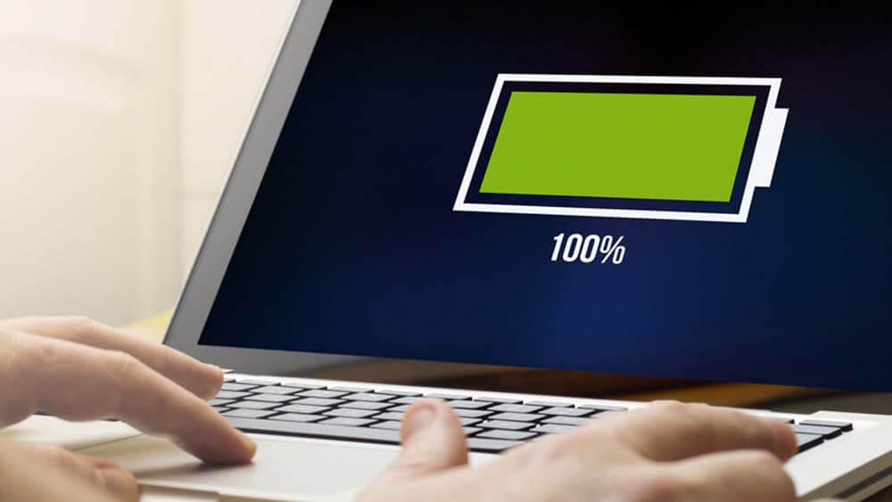 how to charge a laptop battery without a laptop