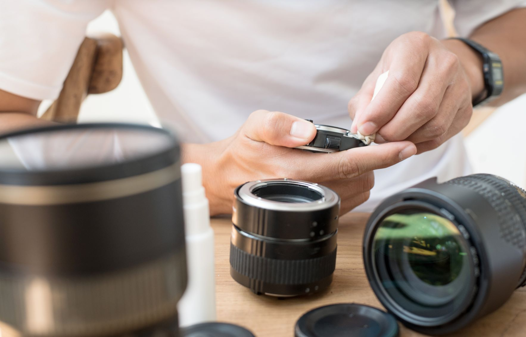 Things To Consider Before Choosing the Best camera lens cleaning kit