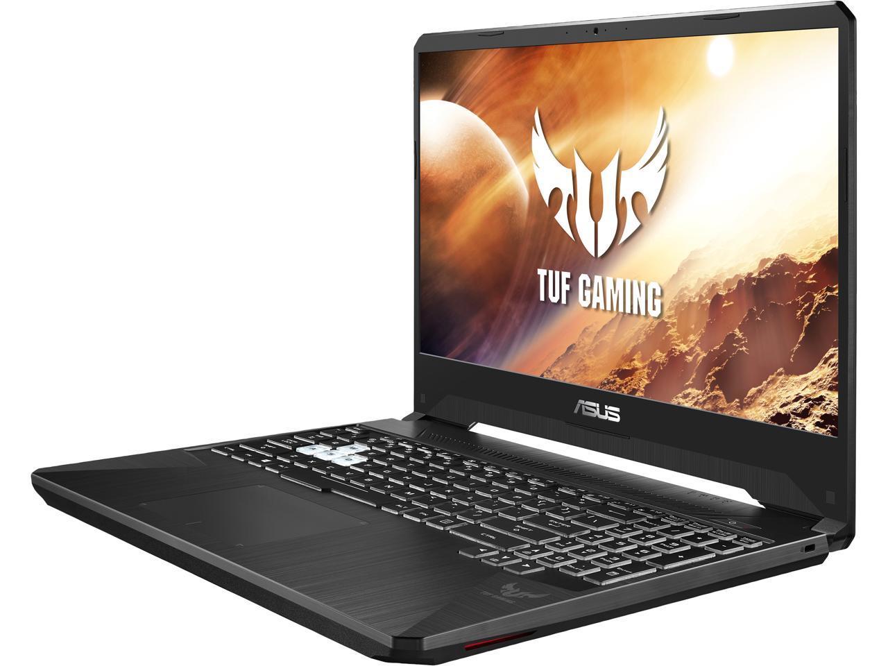 """ASUS TUF Gaming Laptop, 15.6"""" 144Hz Full HD IPS-Type Display"""