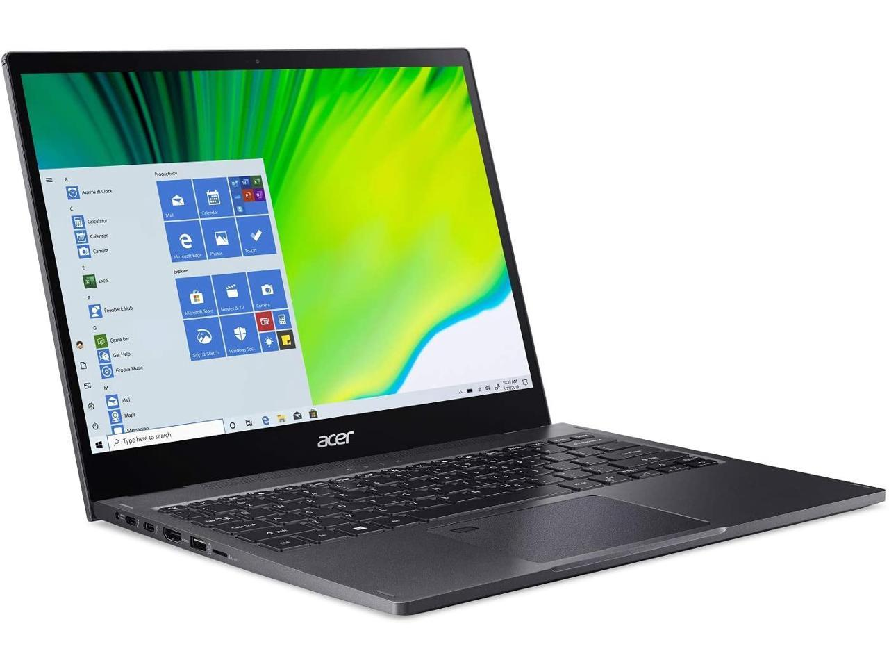"""Acer Spin 5 Convertible Laptop, 13.5"""" 2K 2256 x 1504 IPS Touch"""