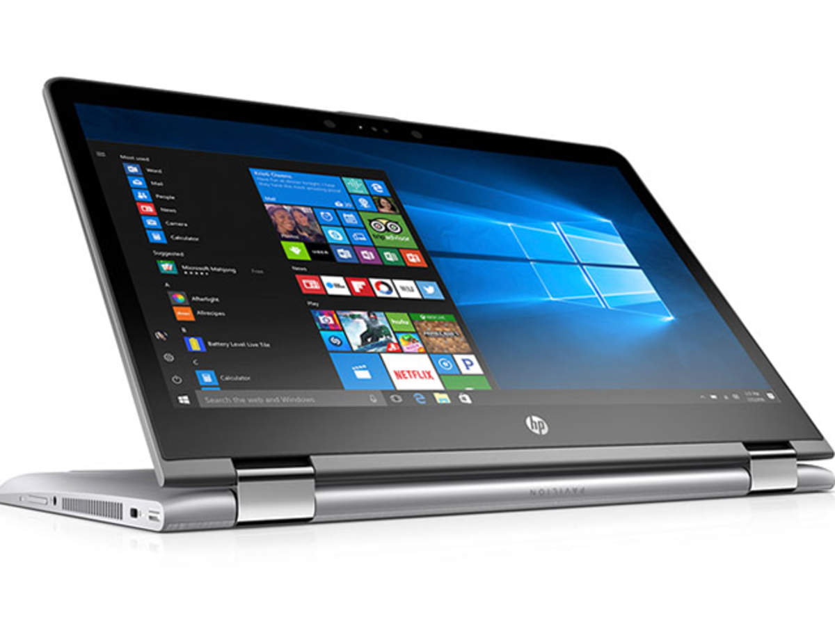Specifications Of HP Pavilion X360 Convertible Laptop