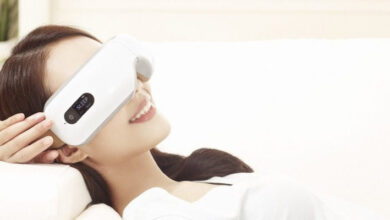 Photo of Breo Eye Massager Review