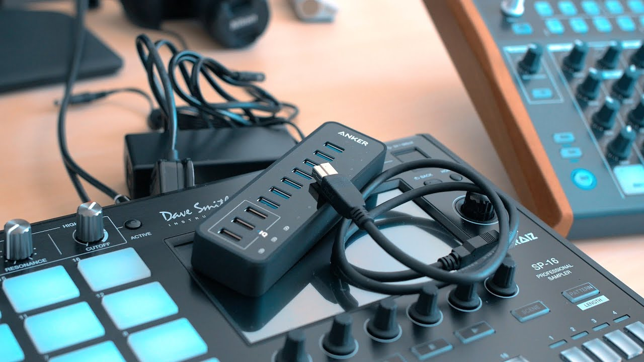 Buying Guide USB Hub for Music Production