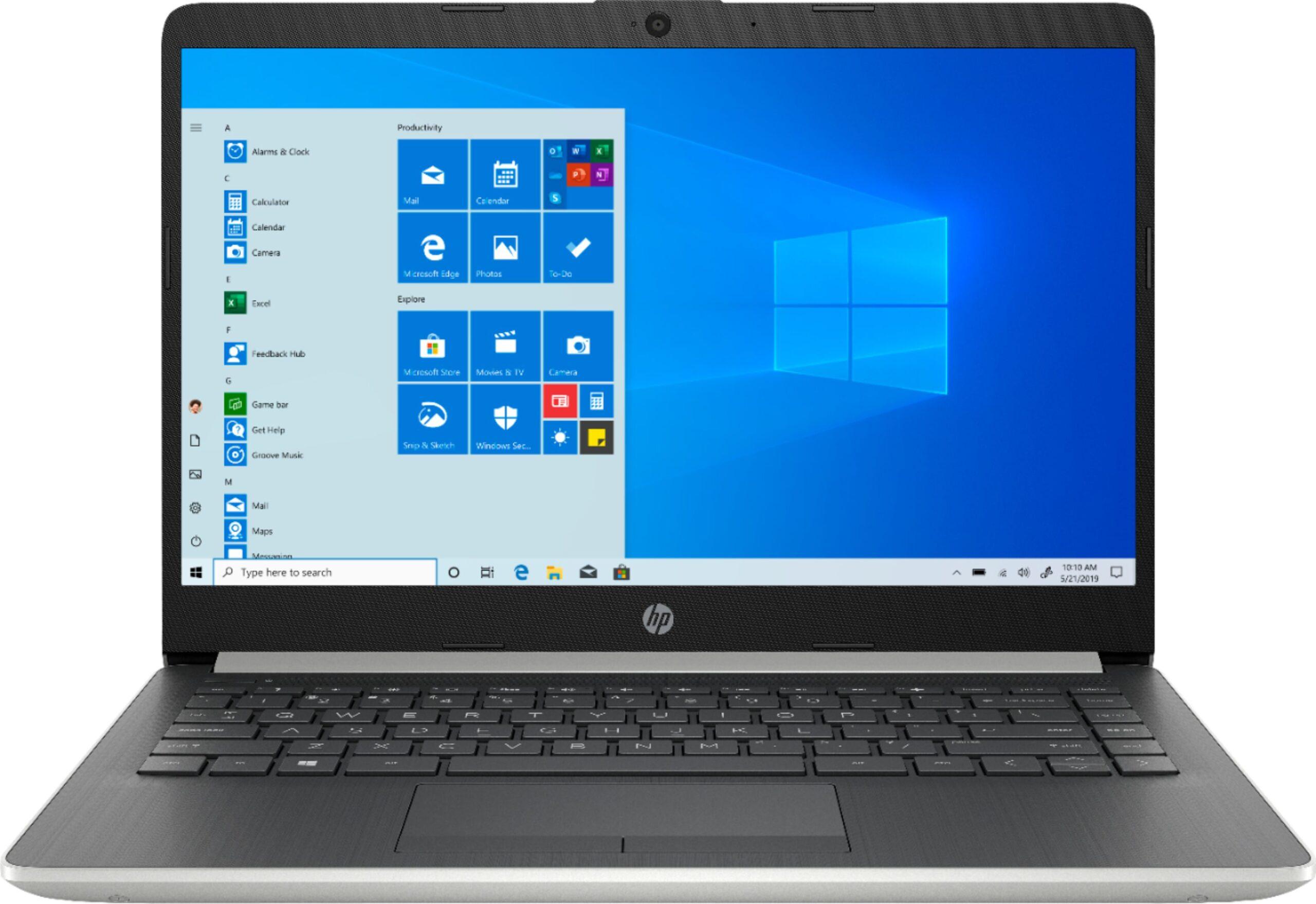 "HP 2019 14"" Laptop Best Laptops For Running Tails"