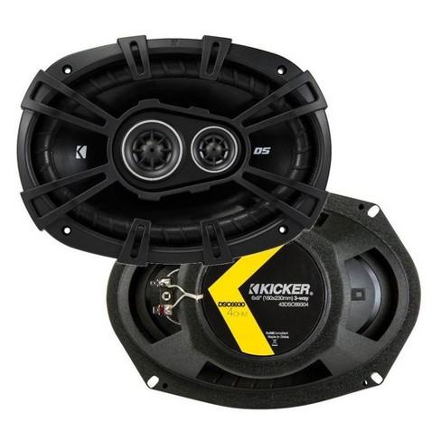 Kicker Car Audio Speakers