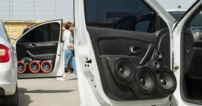 What are the best door speakers for bass