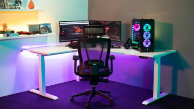 Photo of Best L Shaped Gaming Desks [2021 Reviews]
