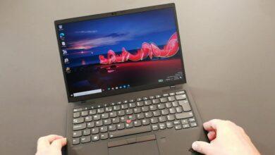 Photo of Lenovo ThinkPad x1 Nano Review